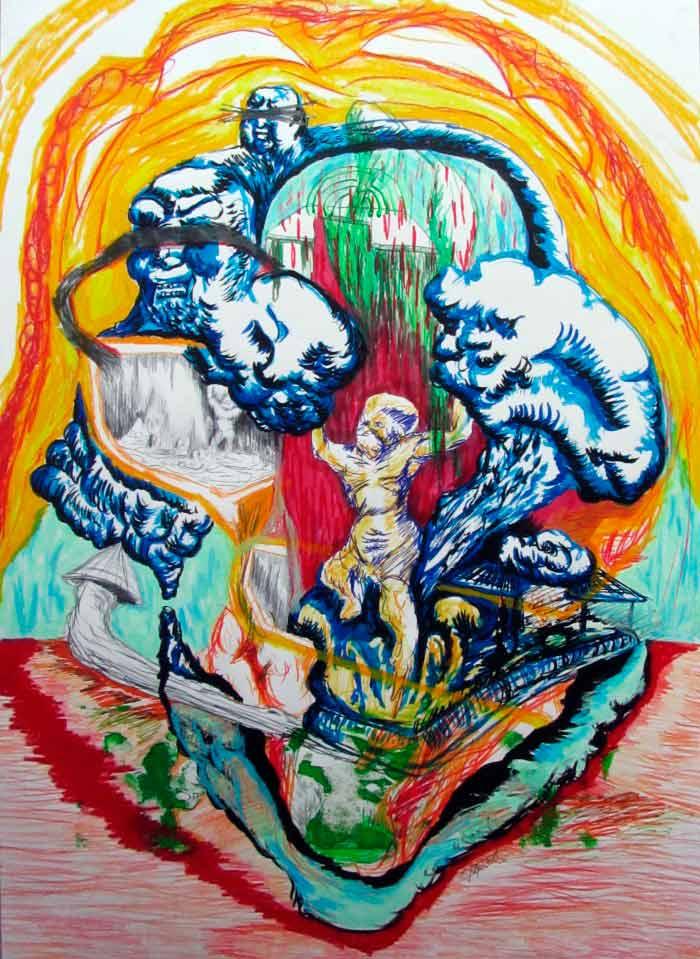 """Serie """"Ho Chi Minh folies"""" (Vietnam, 2012)"""