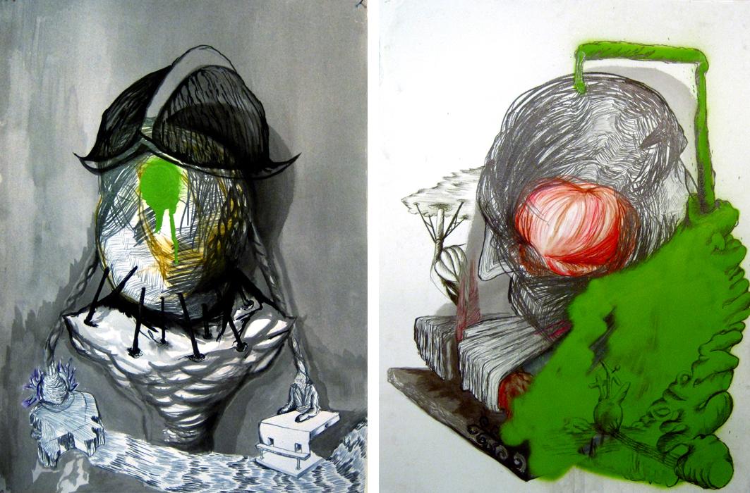 """Proyecto Caníbal"" (La Fragua, 2011)"