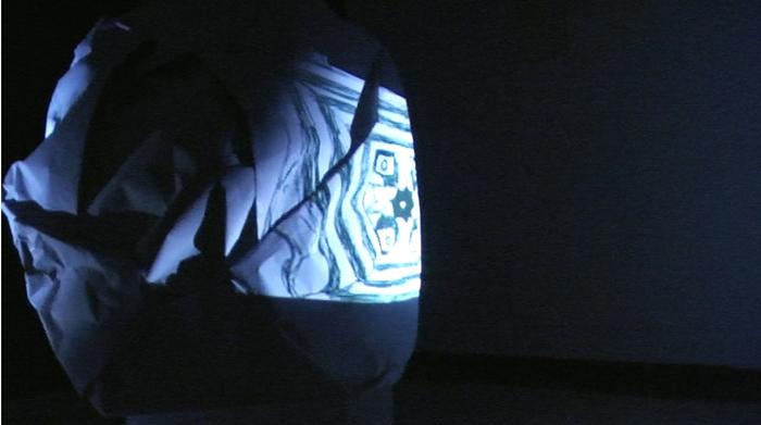 """""""Double/Averroes/Vérité"""" (2011)"""