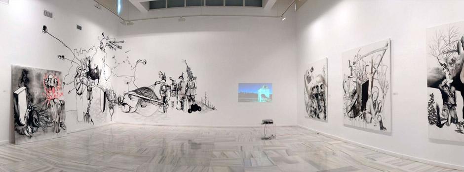 Ivan Izquierdo – Artista Plástico