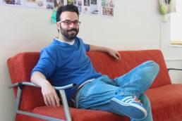 Ivan Izquierdo en Meet Factory, Praga